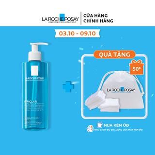 Gel rửa mặt tạo bọt cho da dầu nhạy cảm La Roche-Posay 400ml