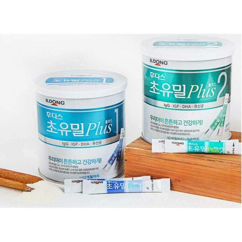 Sữa non ildong Hàn