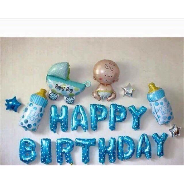 Combo bóng sinh nhật mẹ Hien.phivu