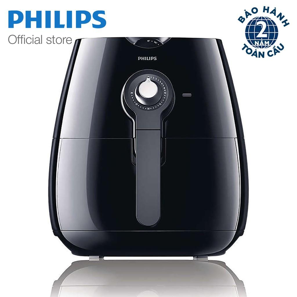 Nồi chiên chân không Philips HD9220/20 (Đen)