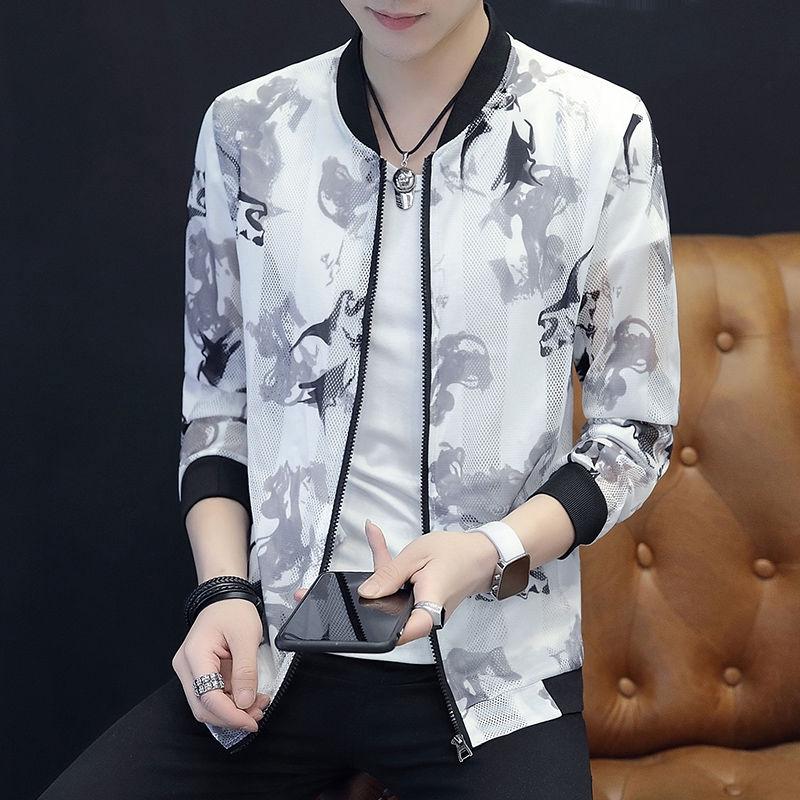 Áo khoác nam kiểu dáng thời trang phong cách Hàn Quốc