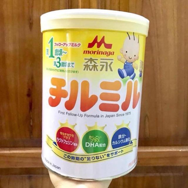 Sữa dinh dưỡng morinaga nội địa Nhật