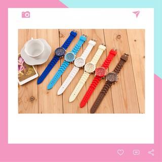 Đồng hồ nam nữ thời trang thông minh Geneva giá rẻ DH73 thumbnail