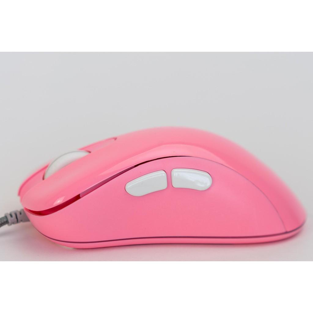 [Mã 267ELSALE hoàn 7% đơn 300K] Chuột gaming E-DRA - EM660 FPS PRO Pink - Hàng chính hãng