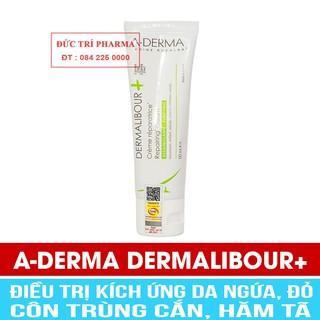 [CHÍNH HÃNG CÓ TEM] Kem làm dịu, phục hồi da kích ứng ADERMA DERMALIBOUR+ Repairing Cream [A-Derma Dermalibour]