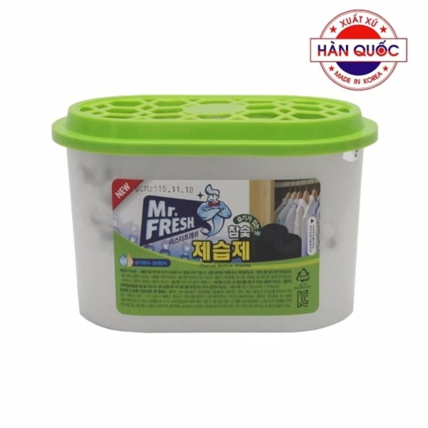 Bộ 3 bình hút ẩm than hoạt tính khử khuẩn Mr Fresh - Korea - 3221193 , 943618424 , 322_943618424 , 175000 , Bo-3-binh-hut-am-than-hoat-tinh-khu-khuan-Mr-Fresh-Korea-322_943618424 , shopee.vn , Bộ 3 bình hút ẩm than hoạt tính khử khuẩn Mr Fresh - Korea