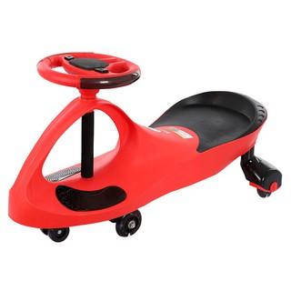 Xe lắc cho trẻ em Broller BABY PLAZA XL-8097C có đèn, nhạc