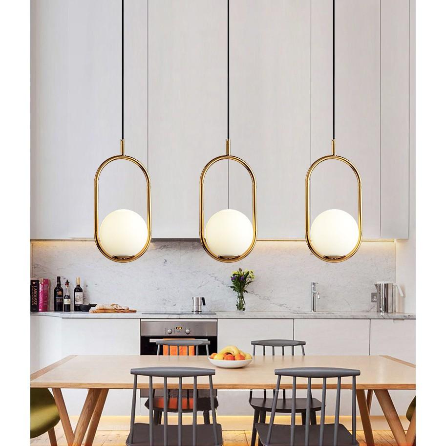 Đèn thả - đèn trang trí LIZI độc đáo kèm bóng LED chuyên dụng