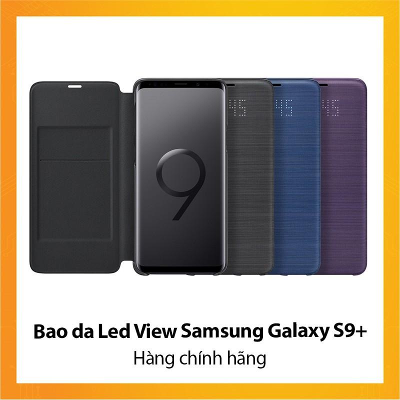Bao da Led View Samsung Galaxy S9 Plus - Hàng chính hãng - 3042783 , 1100646015 , 322_1100646015 , 1250000 , Bao-da-Led-View-Samsung-Galaxy-S9-Plus-Hang-chinh-hang-322_1100646015 , shopee.vn , Bao da Led View Samsung Galaxy S9 Plus - Hàng chính hãng