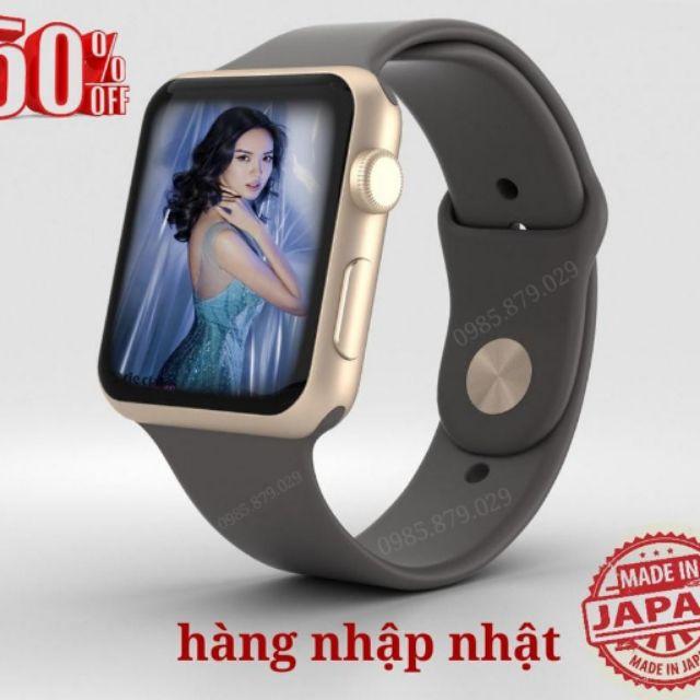 Đồng hồ điện thoại SONY. màn hình 2K siêu nét mã SE-04