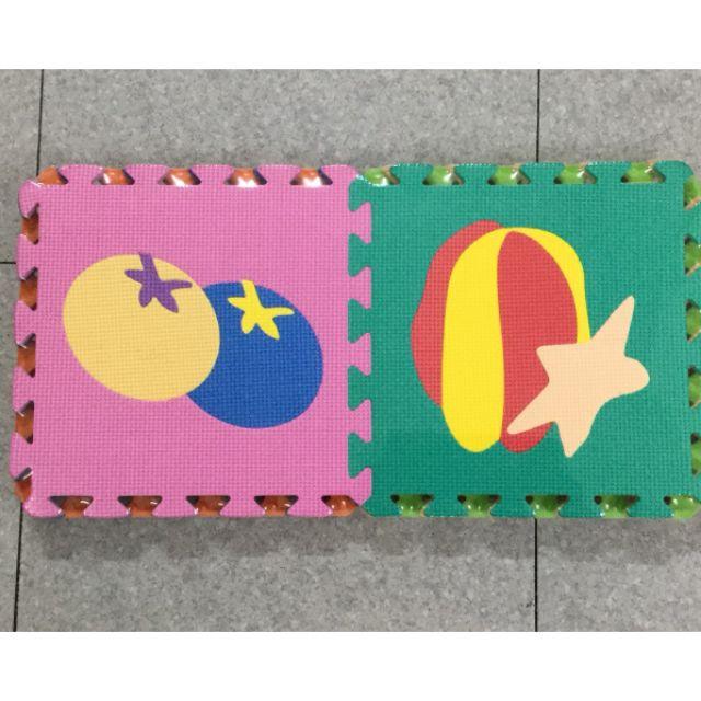 Thảm in hình hoa quả 30x30cm