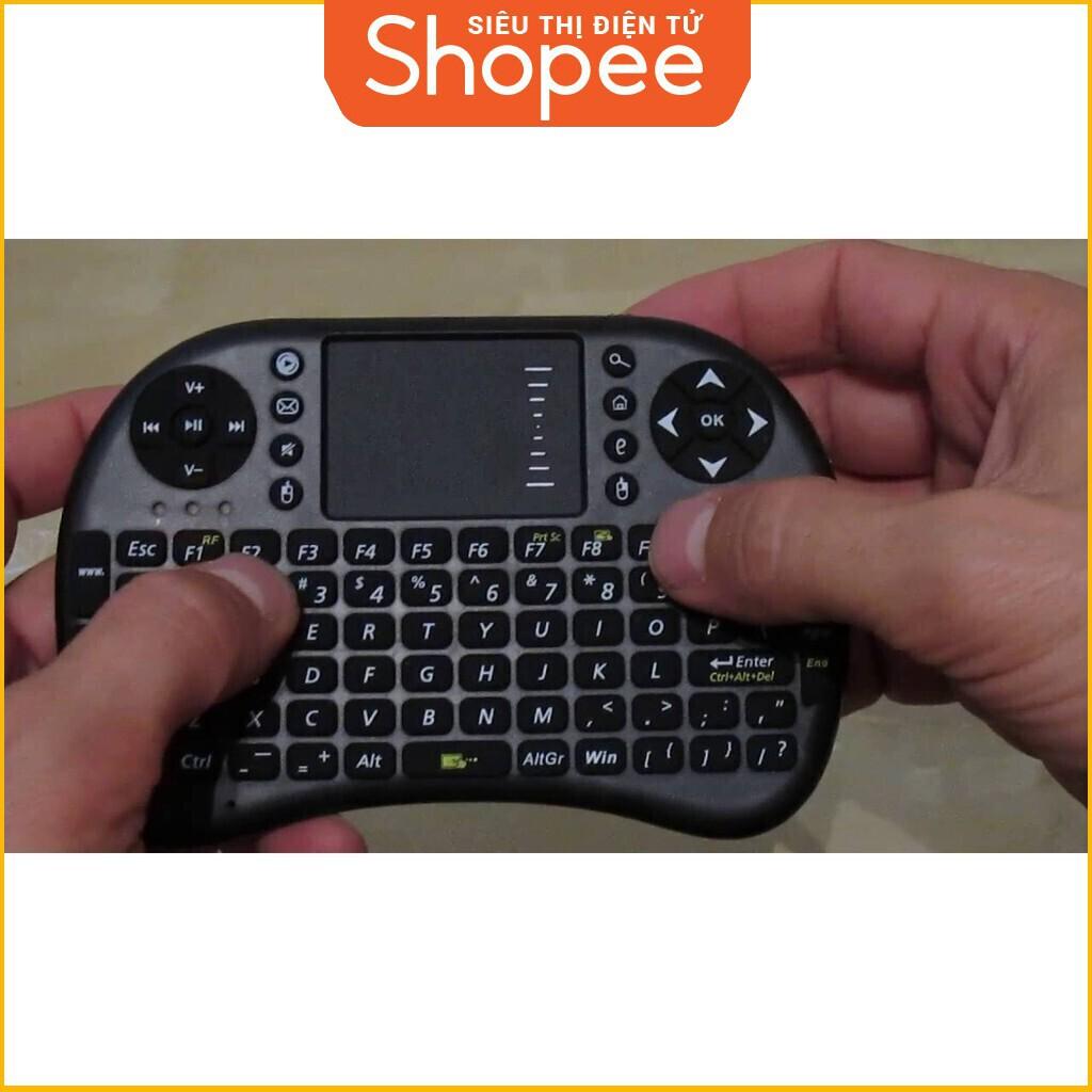 [Siêu Khuyến Mãi] Bộ bàn phím không dây mini Wireless MWK 08 Giá chỉ 197.500₫