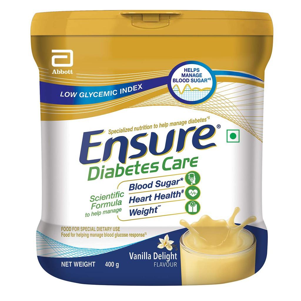 Sữa Ensure cho người tiểu đường 400g - Mỹ