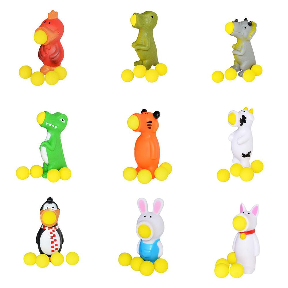 【COD】😺Decompression Spit Ball Animal Toy Soft Shell Children's Toy
