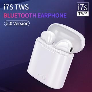 Tai nghe nhét trong TWS i7S Bluetooth 5.0 có hộp sạc