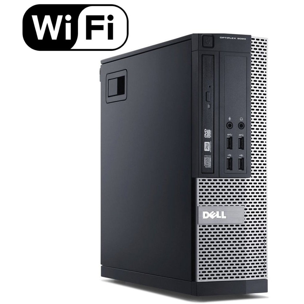 Máy tính đồng bộ DELLl Optiplex ( Core i3 3220 / 8G / SSD 240G)