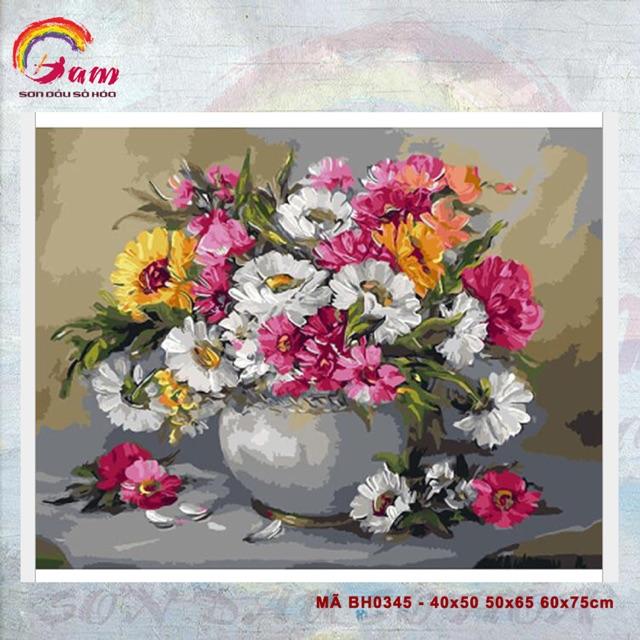 Tranh sơn dầu số hoá DIY tự vẽ bình hoa - Mã BH0345 - 3363163 , 1193234557 , 322_1193234557 , 178000 , Tranh-son-dau-so-hoa-DIY-tu-ve-binh-hoa-Ma-BH0345-322_1193234557 , shopee.vn , Tranh sơn dầu số hoá DIY tự vẽ bình hoa - Mã BH0345