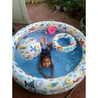[SALE CỰC SỐC] Bể bơi 3 chi tiết 59469