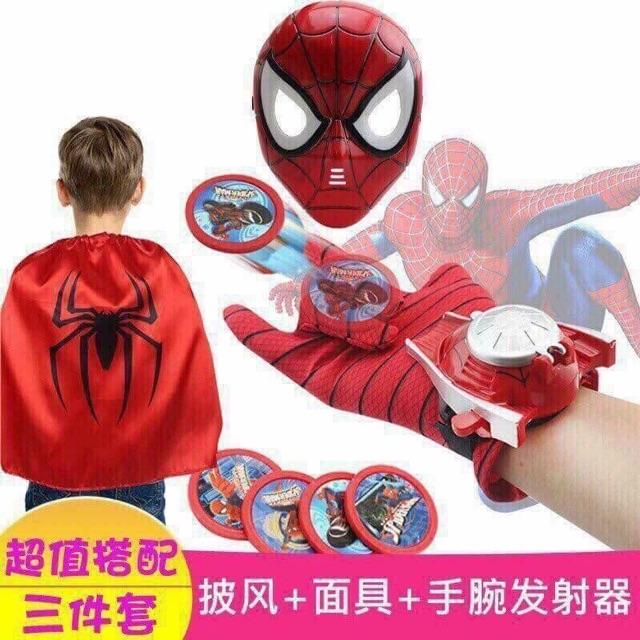Bộ người nhện cho bé