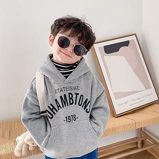 Áo hoodie có cổ Dhambtons cho bé A449