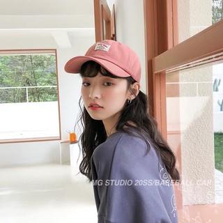 Hình ảnh Nón Lưỡi Trai MG STUDIO Thời Trang Cá Tính Cho Nam Và Nữ-3