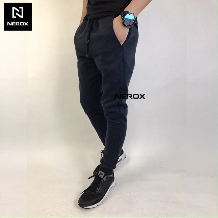 Quần thể thao NER - QGG - 193 tập gym   quần jogger nam, nữ UNISEX – NEROX