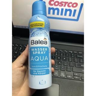 Xịt khoáng Balea aqua 150ml