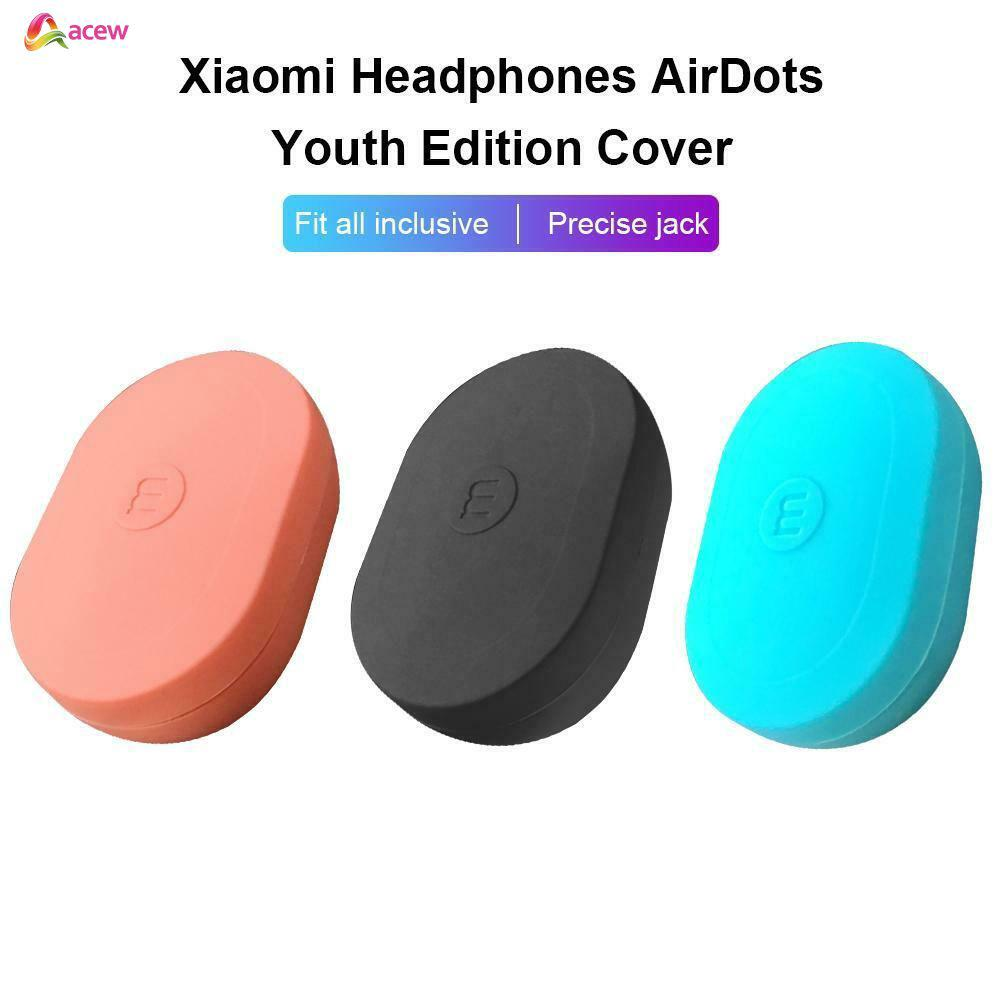 ✪Earphone*COD✪ Xiaomi Version Earphone Cover Silicone Mi Youth For Bluetooth Case Airdots