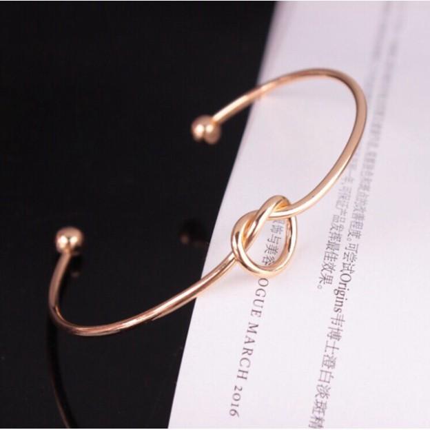 HDF Vòng tay thời trang V01 ( mang kèm đồng hồ siêu xinh ) 25 D5710