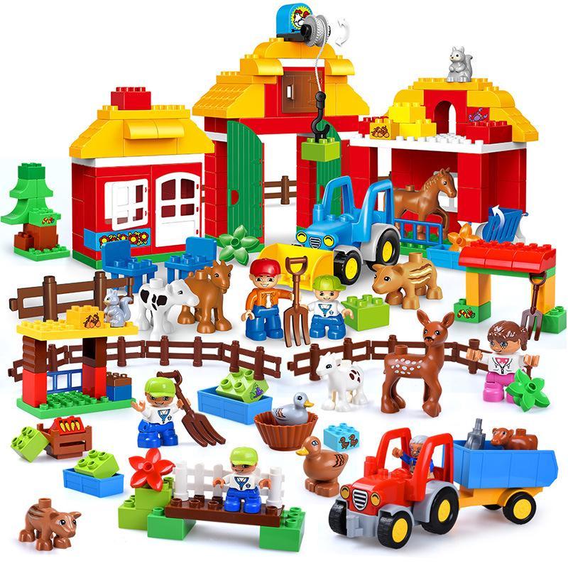 Bộ Đồ Chơi Lego Lắp Ráp Sáng Tạo Cho Bé