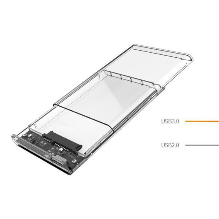 [ẢNH THẬT]  Hộp đựng ổ cứng Orico 2139U3 - HDD BOX 2.5 in laptop