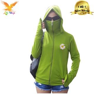 Áo khoác chống nắng mẫu mới 3 size 5*
