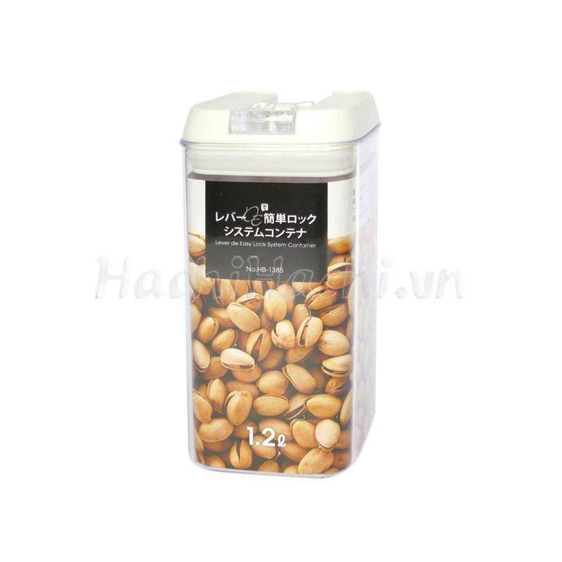 Hộp đựng thực phẩm 1.2L - 2944202 , 1164012980 , 322_1164012980 , 185000 , Hop-dung-thuc-pham-1.2L-322_1164012980 , shopee.vn , Hộp đựng thực phẩm 1.2L