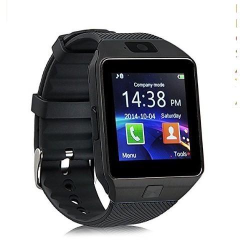 Đồng hồ thông minh smart watch uwatch dz09 Nghe gọi như điện thoại (Đen ,Bạc}