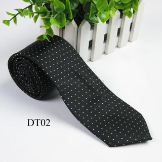 Men's Necktie Tie Wedding Classic Jacquard Woven Plain Skinny Silk 12 Colors G58