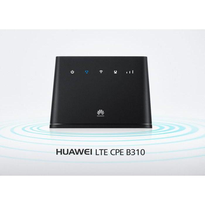 Thiết bị phát Wifi KHÔNG DÂY 4G Huawei B310 chuẩn tốc độ LTE Tặng kèm sim Data không giới hạn 4G MobiFone Giá chỉ 2.850.000₫