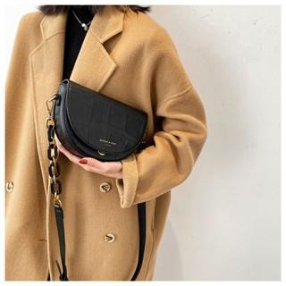 [ẢNH THẬT]Túi đeo chéo nữ,kẹp nách MCK PARIS cao cấp đeo cực sang thumbnail