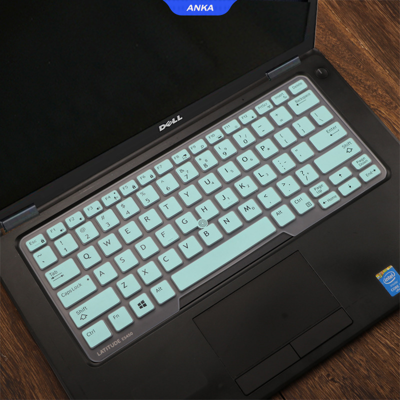 Miếng dán bàn phím TPU cho Dell Latitude 5450 3340 7480 7490 5490 5491 E5450 E5470 E7270 E7450 E7490 E5490 14 inch
