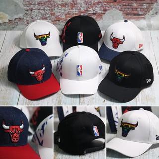 [CHẤT LIỆU TỐT][RẺ VÔ ĐỊCH]Nón lưỡi trai - Mũ NBA Chicago Bulls Đầu Trâu
