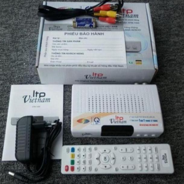 Đầu thu DVB T2 LTP