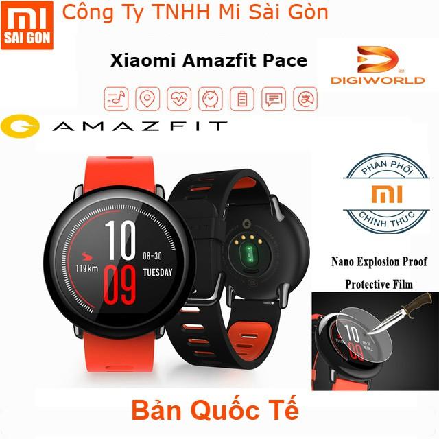 [ DiGiworld phân phối ]Đồng Hồ Thông Minh Xiaomi Amazfit Pace Màu Đỏ - Chính hãng - 3526240 , 1094839914 , 322_1094839914 , 2790000 , -DiGiworld-phan-phoi-Dong-Ho-Thong-Minh-Xiaomi-Amazfit-Pace-Mau-Do-Chinh-hang-322_1094839914 , shopee.vn , [ DiGiworld phân phối ]Đồng Hồ Thông Minh Xiaomi Amazfit Pace Màu Đỏ - Chính hãng