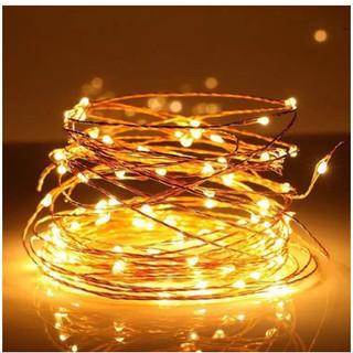 Dây đèn Led fairylight ,dây đèn đom đóm 3 mét dùng pin 30 bóng