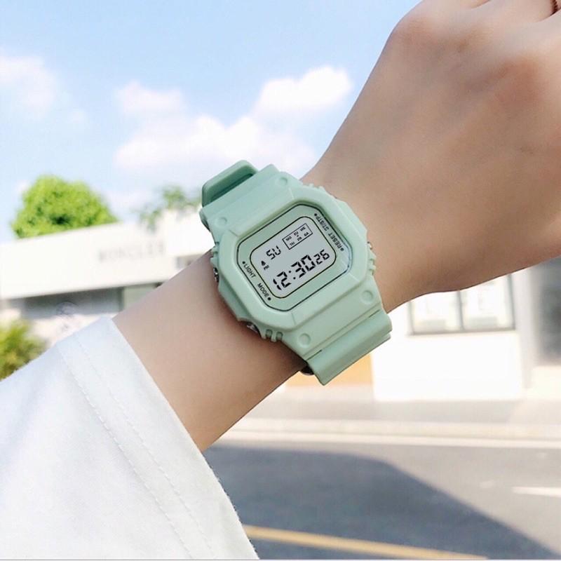 (Giá sỉ) Đồng hồ điện tử nam nữ Sppors Đẹp