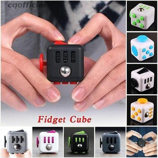 cqoffical Fidget Cube Decompression Anxiety Toys Available