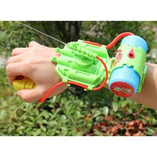 Đồ chơi phun nước đeo tay người nhện spiderman cho bé