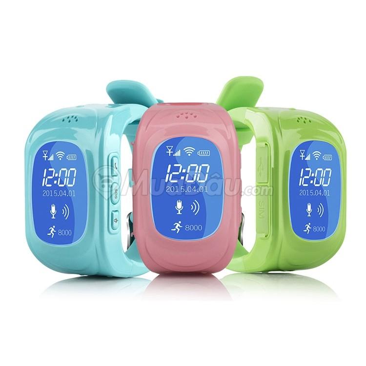 Đồng hồ định vị GPS cho trẻ em