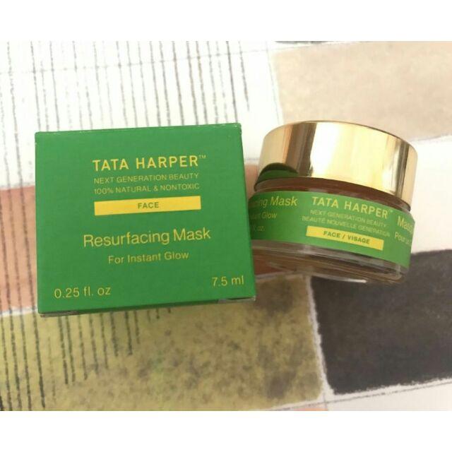 [ 7,5ml ] Mặt nạ Tata Harper Resurfacing Mask tái tạo, làm sạch da - 3409680 , 671404574 , 322_671404574 , 250000 , -75ml-Mat-na-Tata-Harper-Resurfacing-Mask-tai-tao-lam-sach-da-322_671404574 , shopee.vn , [ 7,5ml ] Mặt nạ Tata Harper Resurfacing Mask tái tạo, làm sạch da