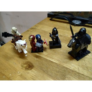 Non-LEGO – Siêu anh hùng và Chúa Nhẫn