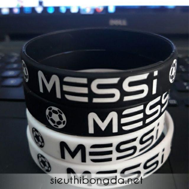 Vòng tay Messi