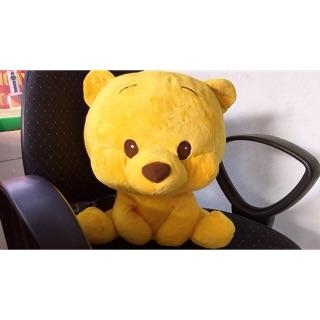 Gấu bông Pooh Nhật đầu bự (40cm)